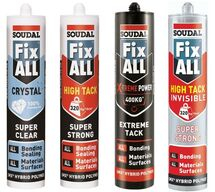 Fix All sealants