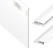 9mm Vented Soffit Board