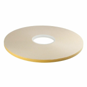 TRIM MOUNTING TAPE 10mm X 1mm White
