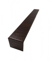 Cappit Face Fix Joint Square 300mm Rosewood