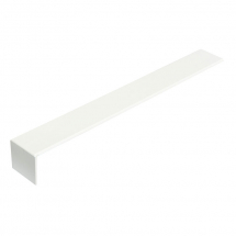Cappit Face Fix Joint Square 300mm White