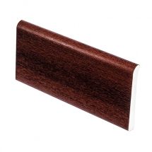 Upvc architrave 45mm x 5M X 6mm  Mahogany