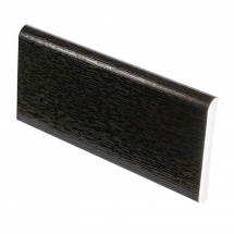 Architrave 70mm x 6mm BLACK WOODGRAIN FOIL