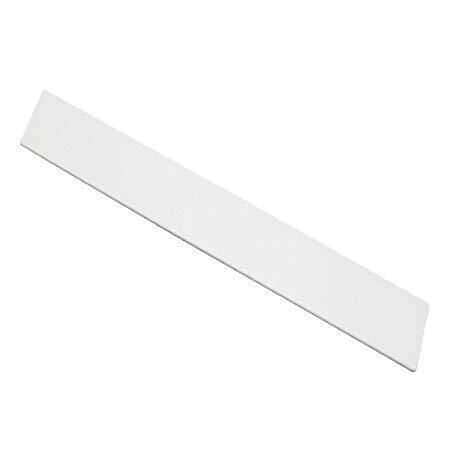 End Cap Long 300mm White