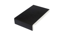 Square PVC Fascia board 175mm x 16mm x 5M Black