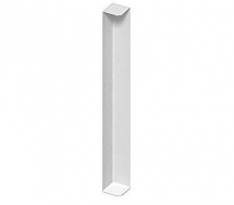 External Corner Double Ended Long 500mm