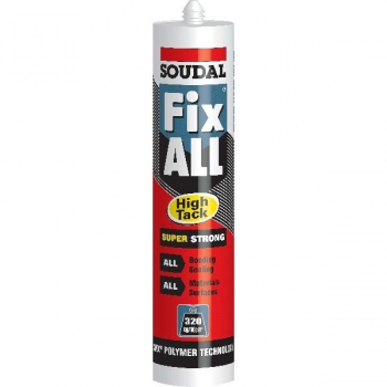 Soudal Fix All Black