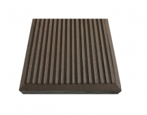 Duofuse Fencing Post Cap Tropical Brown 110mm x 110mm