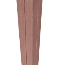 Duofuse Reinf Gate Post Tropical Brown 1.8M