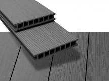 Duofuse Grained Decking 162mm x 28mm x 4M Stone Grey