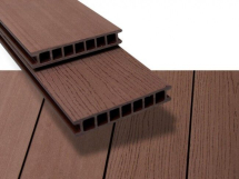 Duofuse Grained Decking 162 x 28mm x 4M Tropical Brown