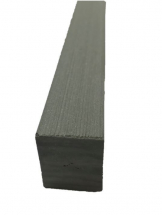 Duofuse Ranch fence Spacer Stone Grey 1.8M