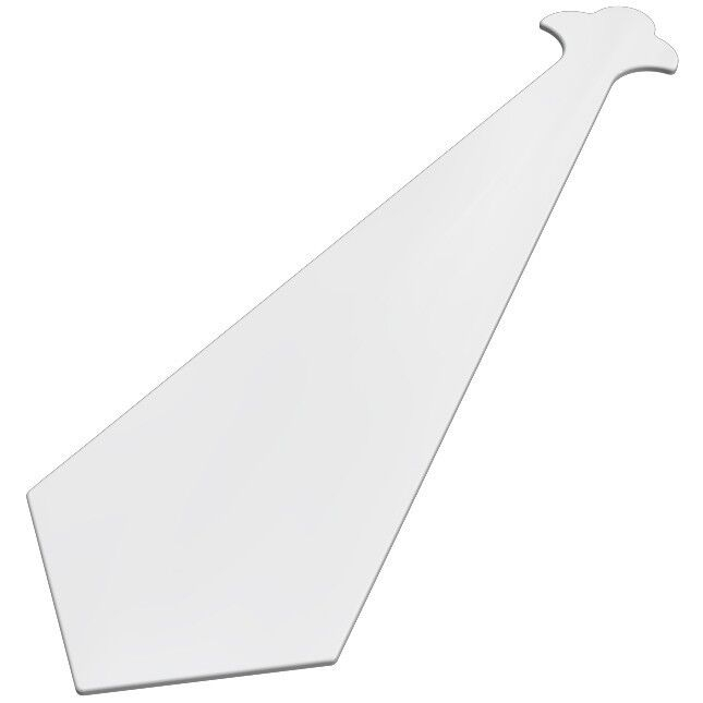 Roofline Finial White