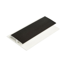 Soffit Centre Joint Black