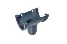 Running Outlet Deepflow Anthracite Grey