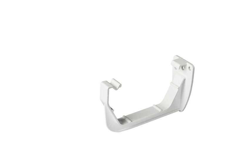Fascia Bracket Square White
