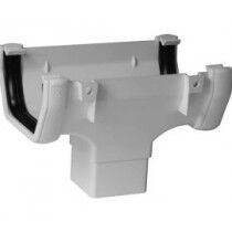 Running Outlet Square White