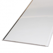 White Silver Strip 250mm x 5mm x 4M