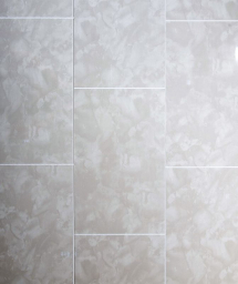 Tile Effect Cutline Pastel Grey Marble 250mm x 2.7M x 8mm