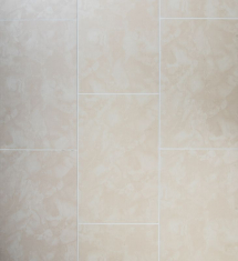 Tile Effect Cutline Pastel Beige Marble 250mm x 2.7M x 8mm