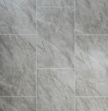 Tile Effect Cutline Dark Grey Marble 250mm x 2.7M x 8mm