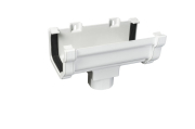 Running Outlet Sov/Ogee White