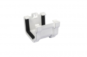 Joint Bracket Sov/Ogee White