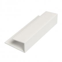 Starter/Edge Trim White 5M