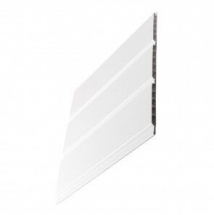 Hollow Soffit 300mm x 10mm x 5M White