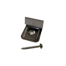 TWINSON STARTER CLIP 10 CLIPS+10 SCREWS