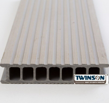 TWINSON DECKING 4M RIVER GREY