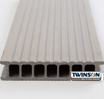 TWINSON DECKING 6M   RIVER GREY