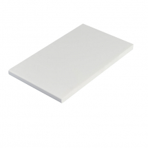 Plain Pvc Soffit Board 100mm x 9mm x 5M White
