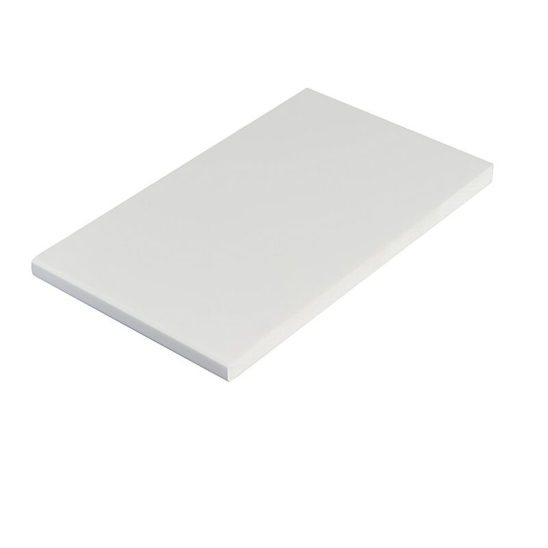 Plain Pvc Soffit Board 200mm x 9mm x 5M White
