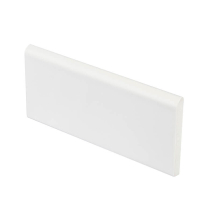 Upvc architrave 95mm x 5M x 6mm White