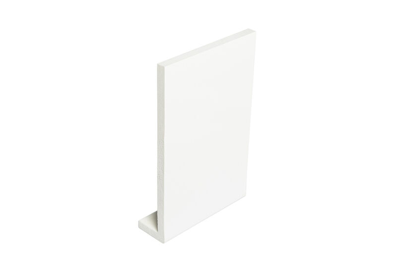 PVC Fascia Capping Board 100mm x  9mm x 5M White