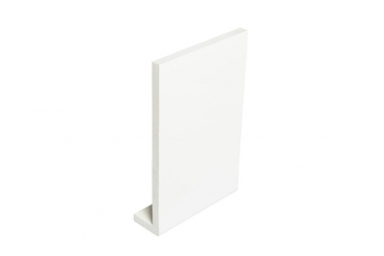 PVC Fascia Capping Board  200mm X 9mm X 5m White