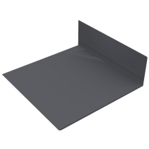 DURASID 100x50mm ANGLE ANTHRACITE GREY 3M  (RAL 7016)