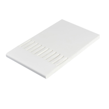 Vented Pvc Soffit Board  225mm x 9mm x 5M White