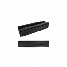 Letterbox Black 10inch