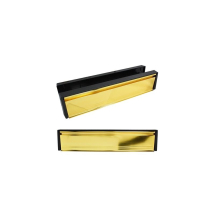 Letterbox Gold 10inch