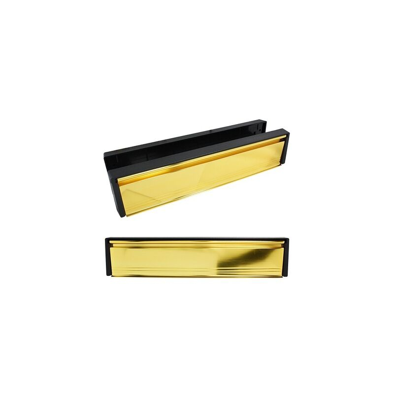 Letterbox Gold 12Inch