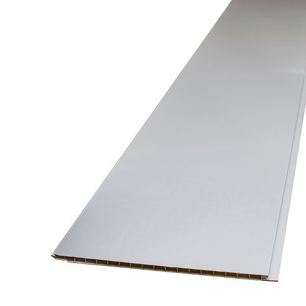Matt White Ceiling Panels 250mm x 2.7M x 8mm