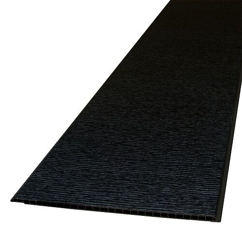 Elegance Diamond Black Mosaic 300mm x 2.7M x 8mm.