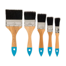 DISPOSABLE PAINT BRUSHES 5PCE