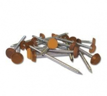 Polypins 30mm Caramel (Box 250)