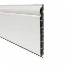 Ogee Skirting Board White Satin 150mm X 5M