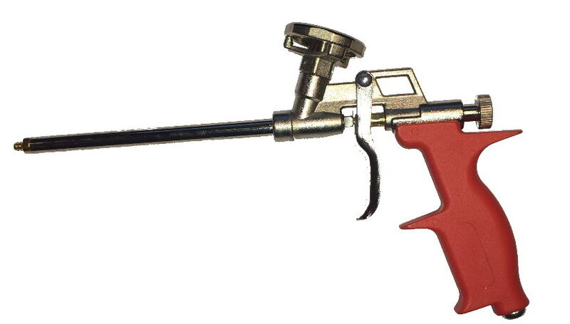 Expanding Foam Gun Applicator Metal