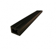 TRITON DECKING SUBFRAME  BLACK 30mm x 40mm x 5M