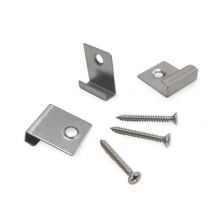 TRITON DECKING STARTER CLIP S/STEEL                PACK 20